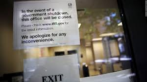 What to expect from the IRS during the government shutdown