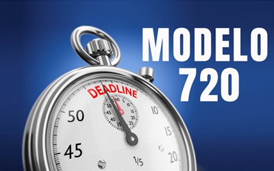 Only 10 days more to file Modelo 720