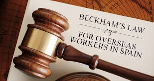 The Beckham Law option for just arrived foreigners in Spain or the 24% flat tax rate.